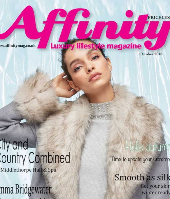 Our 3 Lip Tints in Affinity Magazine!