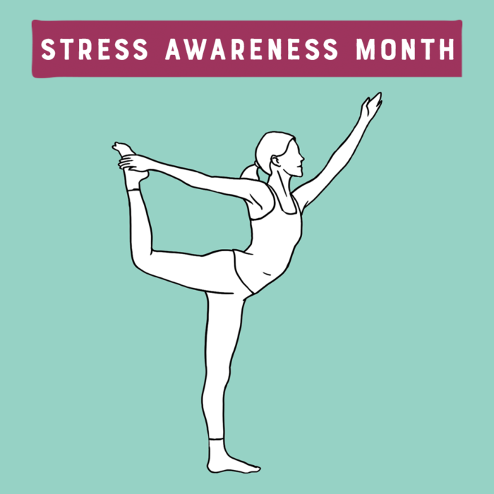 Stress Awareness Month with Dr.Lipp!