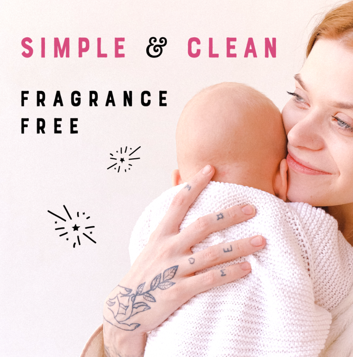 Why is fragrance free so important?